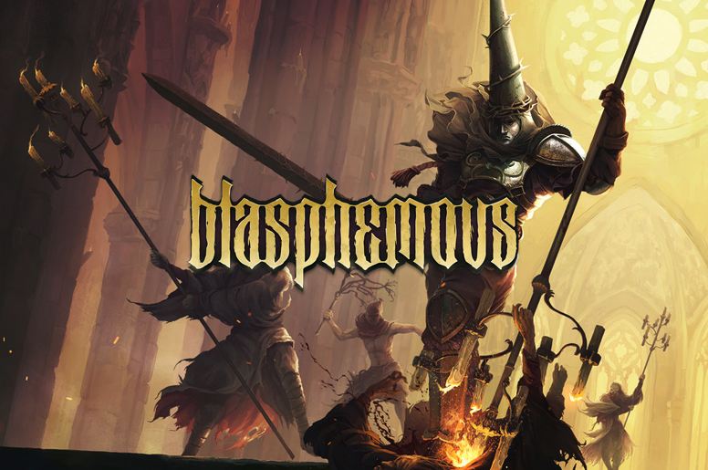 Blasphemous - PC
